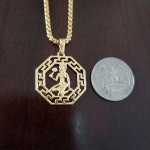 Accessories - Virgo Zodiac Sign Unisex Necklace